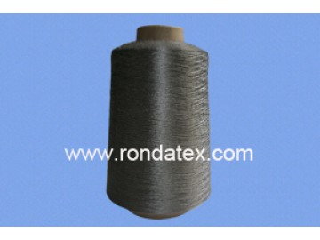 16NM/2 Stainless Steel Fiber Yarn is made of pure stainless steel short fiber