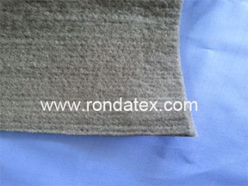 Stainless Steel Fiber Non-woven Felt is made of 100% stainless steel fiber