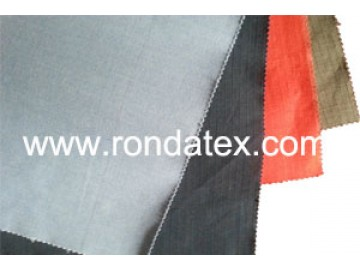 The fabric is made of Para-aramid and cotton blend fiber,flame retardant,anti-cut,with high strength