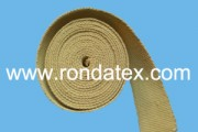 The belt is made of 100% Para-aramid fiber,flame retardant,high strength