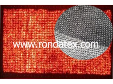 Professional manufacturer Fe Cr Al Knitted Metal Fabric for Radiant Burner​