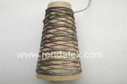 Stainless steel rope yarn is made of 100% stainless steel short fiber,heat resistant,conductive