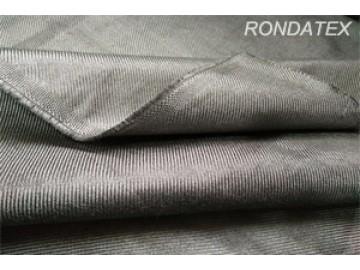 stainless steel woven fabric is made of 100% stainless steel fiber,conductive,heat resistant