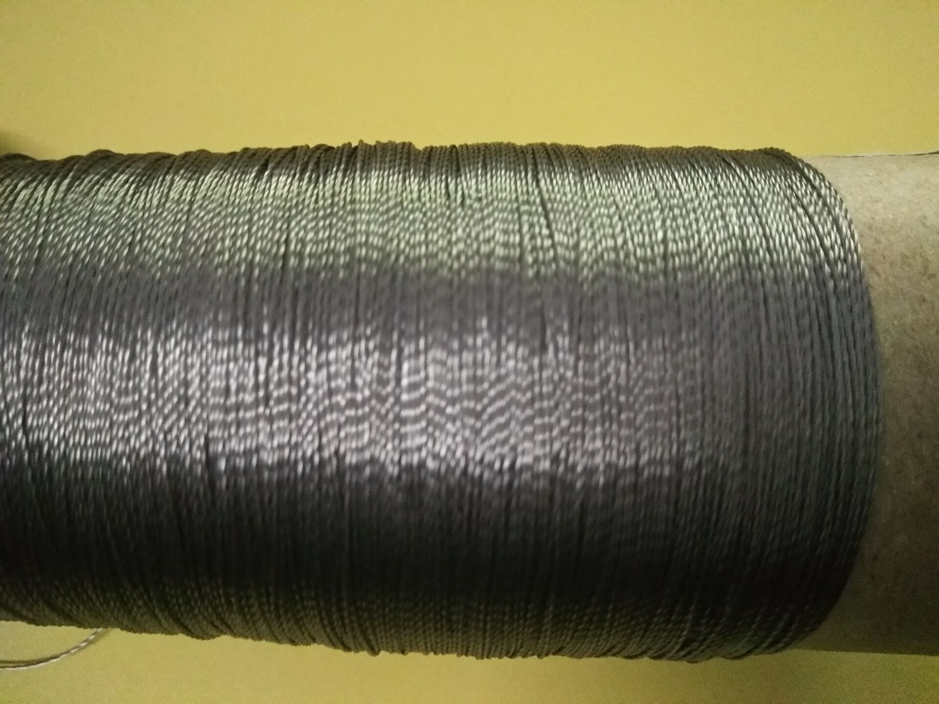 3 ply stainless steel thread